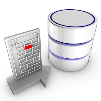 Import data to a database